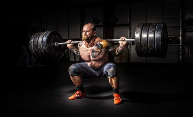 Raw Power: 5 Barbell Exercises to Increase Explosive Strength for